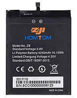 Аккумулятор для мобильного телефона Doogee (HomTom) Zoji Z8 (Li-ion 3.8V 4250mAh)
