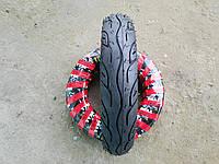 Резина на скутер 3.00-10 бескамерная шоссейна
