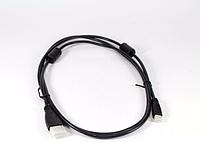 Кабель HDMI-micro HDMI 1.5m, переходник hdmi микро hdmi, кабель переходник, кабель-адаптер hdmi, фото 1