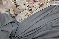 Серый .Ткань джерси, фото 1
