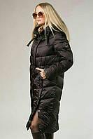Зимняя куртка больших размеров, пуховик 79005 gessica sabrina от Mishele 46, 48, 50, 52, 54, 56, фото 1