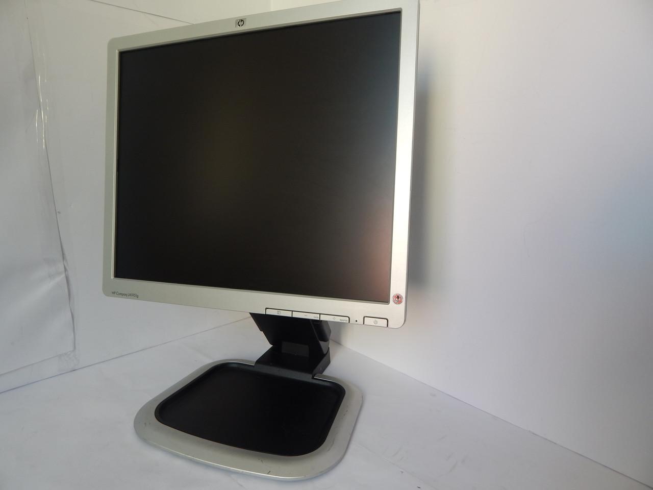 Монитор б.у 19 дюймов HP Compaq HP LA1951- 19 дюймов