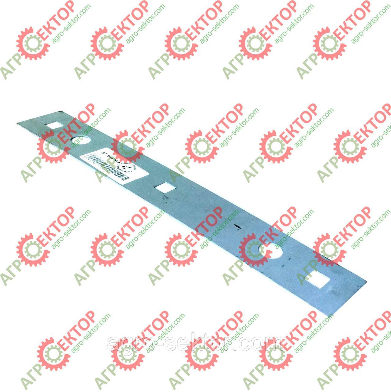 Прокладка ножа камери пресування нерухомого на прес-підбирач Sipma Z-224 2023-050-142.00 2023-050-141.00
