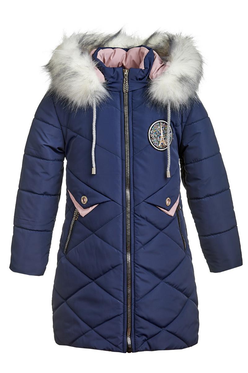 Зимняя куртка ANSK 134 синяя 5426000Z