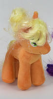 Мягкая игрушка My Little Pony Эпл Джек (Мой маленький пони) 17 см 00029
