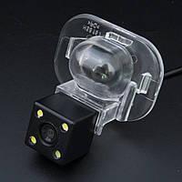 Камера заднего вида универсальная Kia Forte Hyundai Verna Solaris Accent цветная матриц CCD, фото 1