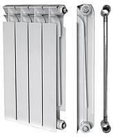 Радиаторы биметаллические (из алюминия и стали)