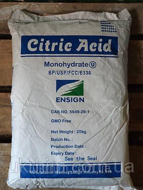 Лимонна кислота от 1 кг., фото 2