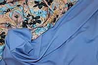 Светлый джинсовый цвет .Ткань джерси, фото 1