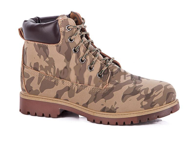 Ботинки для мальчика подростка, Хаки 36-41