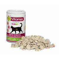 Витаминный комплекс для зубов и костей с кальцием и фосфором для котов (1000шт.,) Vitomax™