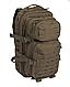 Рюкзак Mil-Tec  тактический LASER   (М-20)  oliva  Германия, фото 4