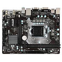 Материнская плата s1151 MSI H110M PRO-VD 2*DDR4 mATX бу