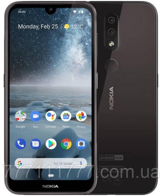 "Телефон Nokia 4.2 DS Black 5.71"" RAM:3Gb. ROM:32Gb Octa Core"