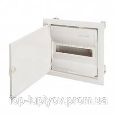 Щит на 12(14) модулей, в/у с металлической дверцей, без клемм, VOLTA