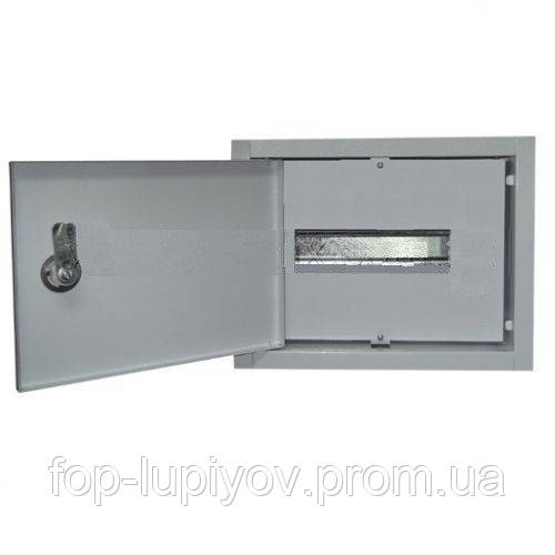 Щит освещения ЩО-16В эконом, внутренний, 320х165х100 мм, Билмакс
