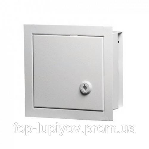 Щит освещения ЩО-6В эконом, внутренний, 150х165х100 мм, Билмакс