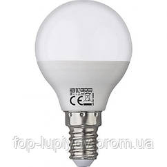 Лампа светод.шар 4W/6400K E27,ELITE-4, Horoz