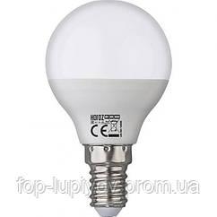 Лампа светод.шар 6W/4200K E14,ELITE-6, Horoz