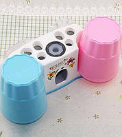 Дозатор Зубной Пасты Vacuum Automatic Toothpaste, держатель для щеток, щеткодержатель, вакуумный дозатор пасты, фото 1
