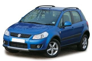 Автомобильные стекла для SUZUKI SX4 SUV 2006-