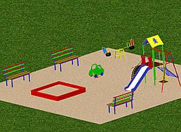 Площадка игровая для детей 1