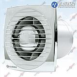 Вентилятор вытяжной осевой Blauberg Bravo Chrome 125 (Блауберг Браво Хром 125), фото 2