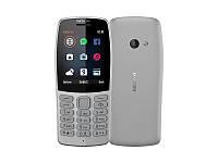 Мобильный телефон Nokia 210 Dual SIM 2019 Grey (16OTRD01A03)