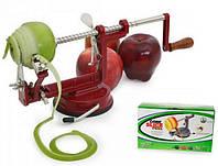 Яблокочистка механическая, Яблокочистка Core Slice Peel, Машинка для очистки яблок, яблокочистка яблокорезка, фото 1