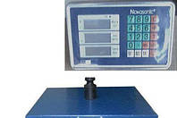 Весы торговые Nokasonic c Wi-Fi 300 kg 40x50см, Scales 300 kg Wifi NK, Весы платформенные электронные