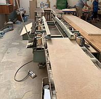 Evans Machinery 0100 бу загибочный станок для постформинга