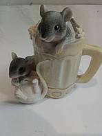 """Керамические капилки """"мышки"""" на выбор-отличный подарок к Новому Году, фото 1"""