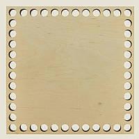 Квадратное донышко для вязанных корзин Shasheltoys (100400.15) 15 см
