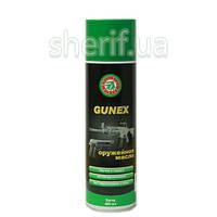Масло Ballistol Gunex-2000 400 мл, ружейное, спрей  22254