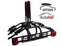 Велокрепление на фаркоп платформа Amos Platforma 3