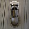 Вентиляційний вихід для готової покрівлі УТЕПЛЕНИЙ 150 мм