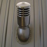 Вентиляционный выход для готовой кровли УТЕПЛЕННЫЙ 150 мм
