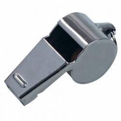 Свисток арбитра металлический SELECT Referee whistle metal
