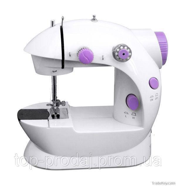 Мини швейная машинка, Портативная швейная машинка, Ручная швейная машинка, Швейная машинка для дома