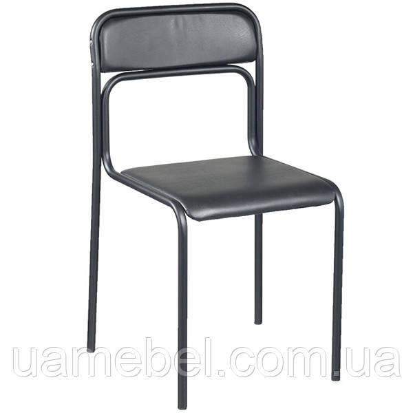 Офисный стул ASCONA (АСКОНА) BLACK, фото 1