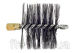Щетка (ерш) металлическая для чистки дымохода Savent 130 мм