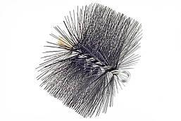 Щетка (ерш) металлическая для чистки дымохода Savent 200 мм