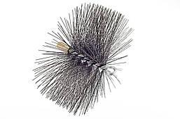 Щетка (ерш) металлическая для чистки дымохода Savent 250 мм