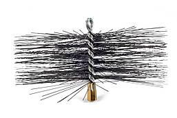 Щетка (ерш) металлическая для чистки дымохода Savent 300 мм