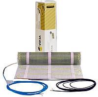 Теплый пол Мат 1м2 150Вт Veria Quickmat 150T двухжильный, DEVI, Дания, фото 1