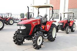 Трактор World WD454