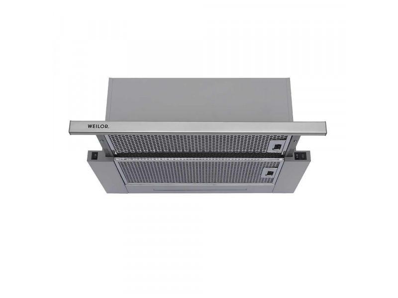 Витяжка WEILOR PTM 6140 SS 750 LED