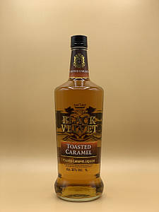 Виски Black Velvet Toasted Caramel Блек Вельвет Карамель 1л