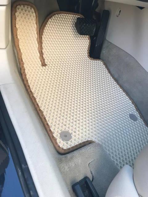 Наши EVA коврики в салоне Volkswagen Passat '11-19 Американец -1