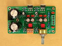 КИТ набор для пайки - Аудио усилитель LM1875  2х18 Вт